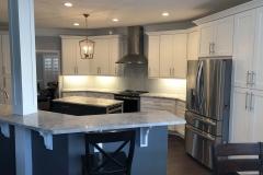 Bakke Kitchen Remodeling Project - Charlotte, NC