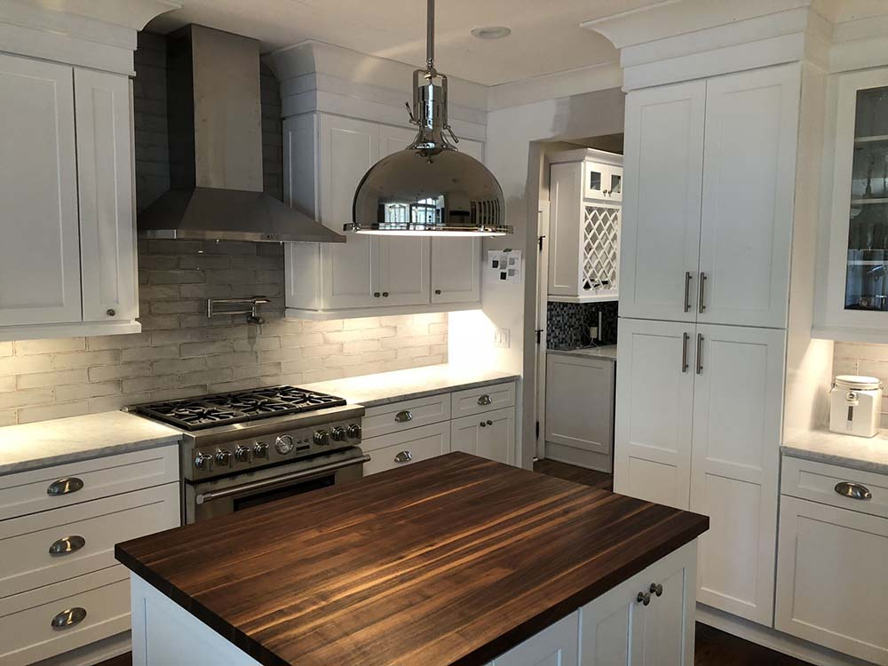 Signature Home Kitchen Remodeling Contractors in Charlotte NC - Feature Kitchen Renovations