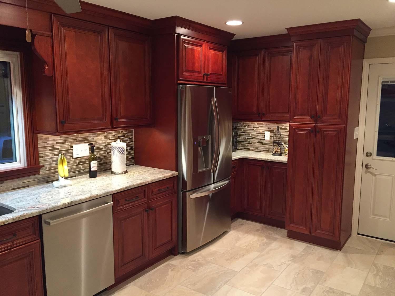 Dugan | Kitchen – Signature Home Kitchen & Bath of Charlotte, NC